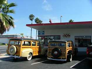Oceanside California 101 cafe