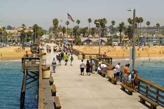 Newport Beach Heart Of The Orange County Coast