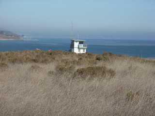 Malibu Lifeguard station at Leo Carrillo