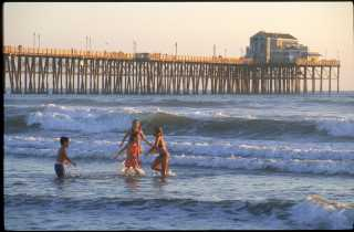 Oceanside california beaches for Fishing license san diego