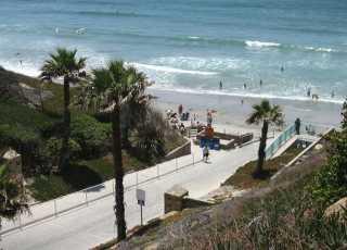 Solana Beach Fletcher Cove with ramp