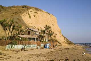 Newport Beach Crystal Cove Cottages
