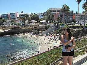 La Jolla in San Diego Cove