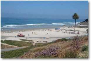 Encinitas Moonlight Beach