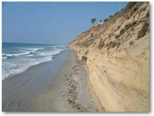 Encinitas Stones Steps Beach