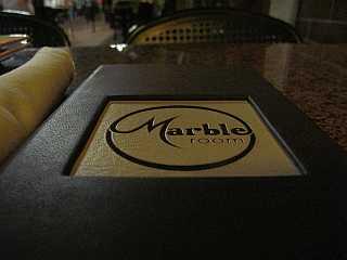 San Diego restaurant The Marble Room tapas